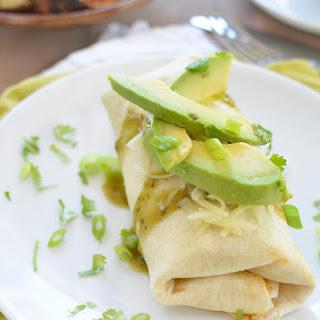 Slow Cooker Southwestern Breakfast Burritos