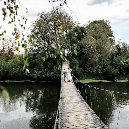 Wedding photographer Irina Afanaseva (irishaafanasyeva). Photo of 11.10.2017