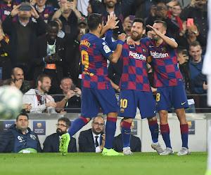 Een speler van Barcelona testte positief op het coronavirus, maar Champions League komt niet in gedrang