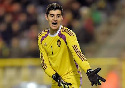 Courtois dans l'équipe-type de l'Euro: le meilleur de tous?