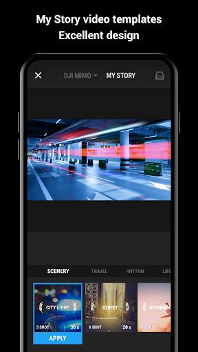 DJI Mimo 1.0.2 screenshots 3
