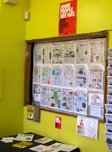 Photo: Display at Sherwood library