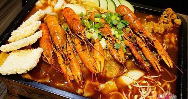 福壽日式海鮮料理 麻辣十三香諸葛烤魚挑戰舌尖麻辣感