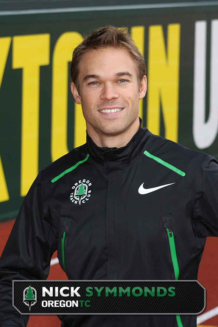 Nick Symmonds - OTC Elite