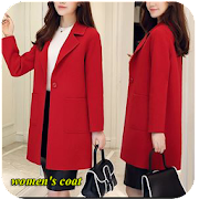 coat design of beautiful women