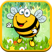 Bug and Bee Game: Kids - FREE!
