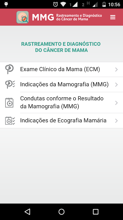 MAMA - TelessaúdeRS- screenshot