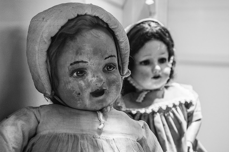 Grey dolls di giuliapettinari