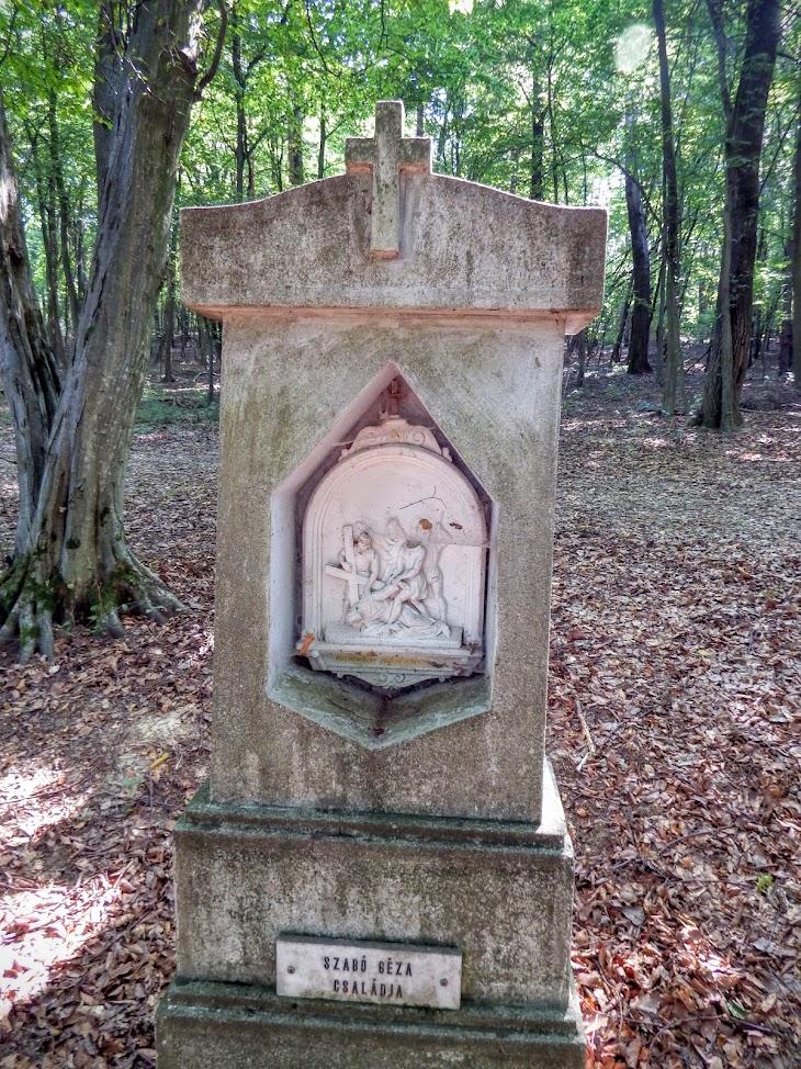 Zalalövő - Borosán-völgy, Szentkút a keresztúttal