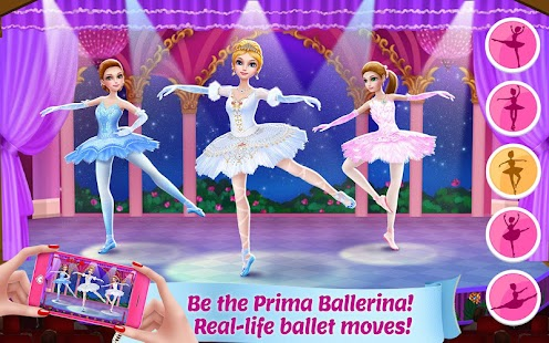 Pretty Ballerina- screenshot thumbnail