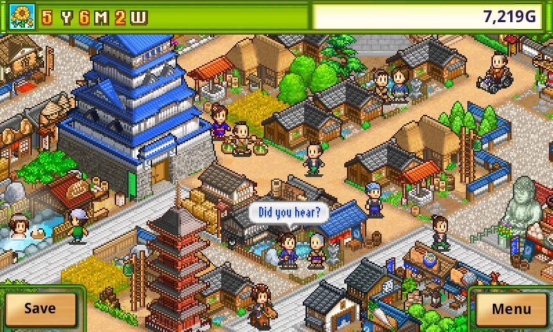 Kairosoft, game dev story, dungeon village, oh edo town, ninja village, pocket academy, games, apps, aplikasi, terbaru dari kairosoft, terbaik