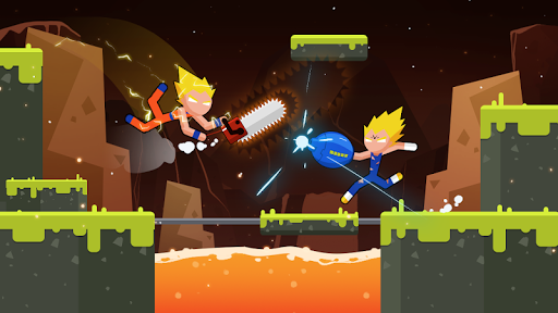 Stickman Dragon Fight - Supreme Stickman Warriors 1.0.12 screenshots 17