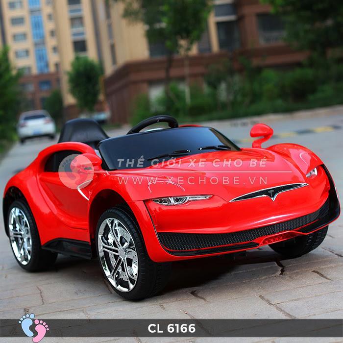 Xe hơi điện cho bé CL6166 16