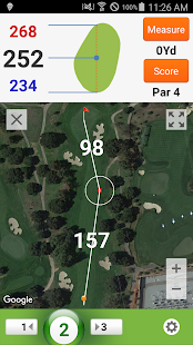 nRange Golf GPS- screenshot thumbnail