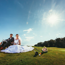 Wedding photographer Radim Tesarcik (luminia). Photo of 24.07.2018