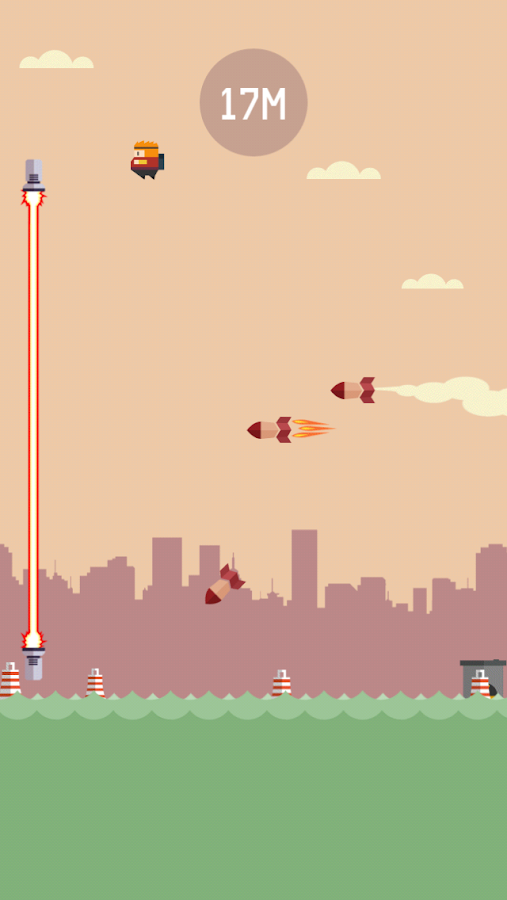 Captain Rocket- screenshot