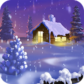 Winter Snow Night Wallpapers