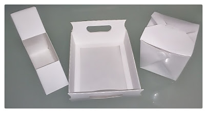 Photo: Mini Embalagens para alimentos