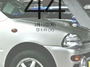ヴィヴィオ KK4 '98 E型 RX-R 4WD 5MTのカスタム事例画像 cielさんの2018年03月19日22:47の投稿