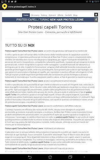 Protesi Capelli Torino