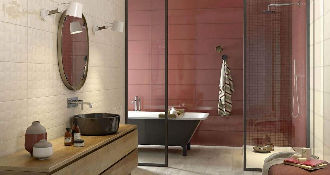 Marazzi Pottery fürdőszobacsempe