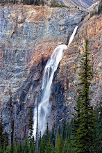Photo: Takakkaw Falls, Yoho National Park