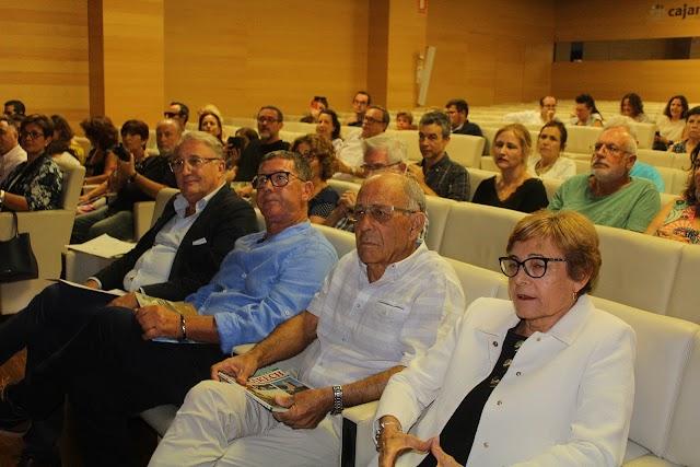 Asistentes a la gala que acogió el Centro de Cultura de Cajamar.