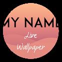 My Name Wallpaper icon