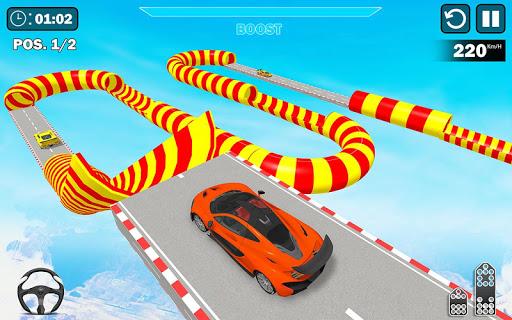 GT Mega Ramp Stunts Free  screenshots 4
