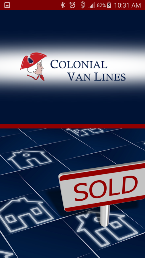 Colonial Van Lines Inc- screenshot