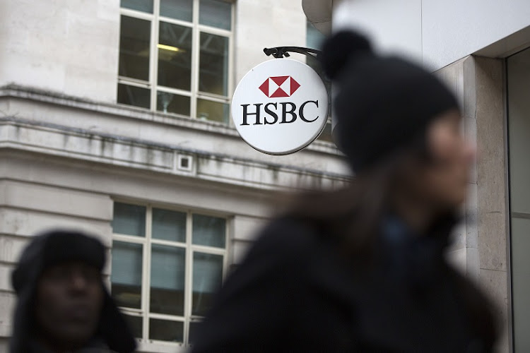 HSBC profit rises despite late jitters over global economy