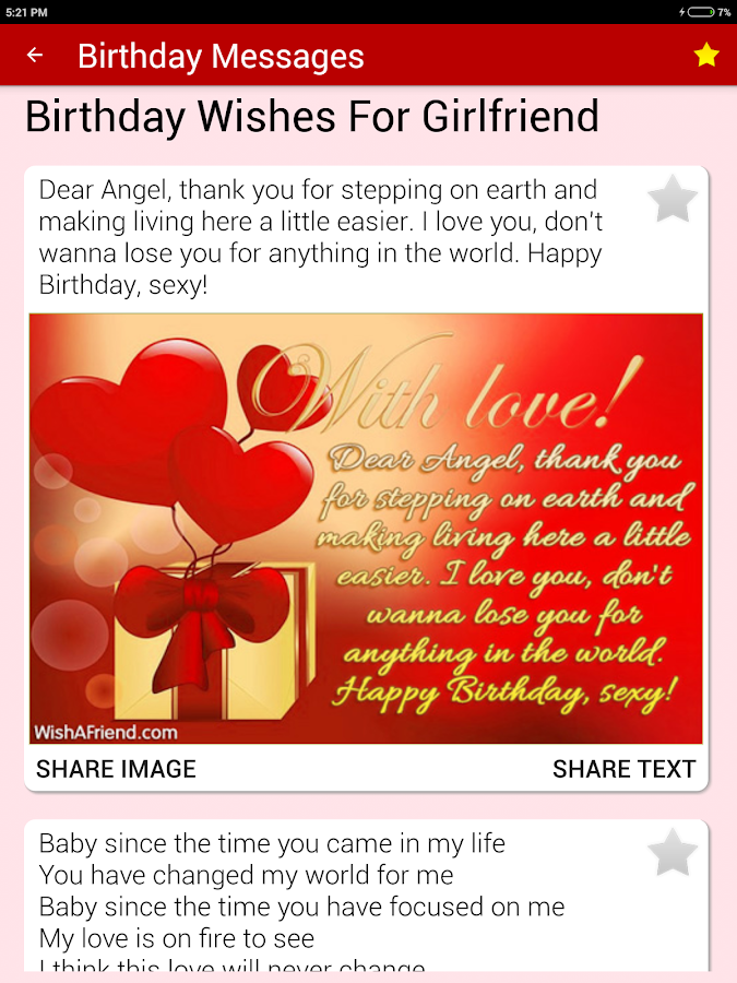 Birthday Cards Messages Wish Friends Family Android Apps – Birthday Cards Messages