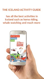 The Iceland Activity Guide- screenshot thumbnail