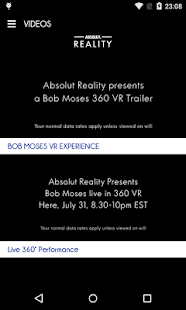 Absolut Reality- screenshot thumbnail