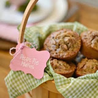 Pecan Pie Mini Muffins.
