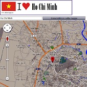 Ho Chi Minh City map