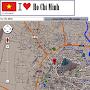 Ho Chi Minh City map