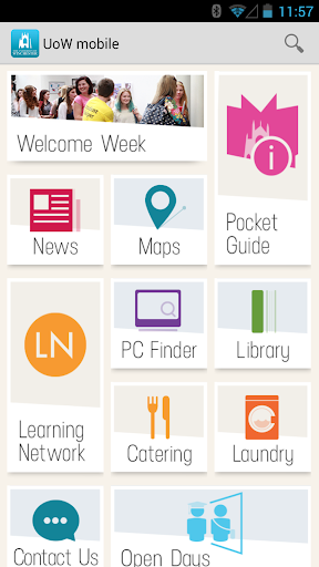 UoW mobile