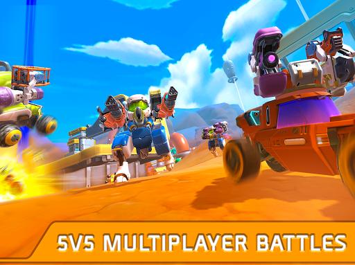 Turbo Squad screenshot 6