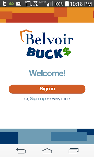 Belvoir Bucks by Belvoir FCU