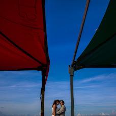 Wedding photographer Daniela Díaz burgos (danieladiazburg). Photo of 26.10.2017