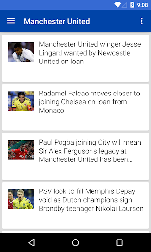 BIG Football Transfer News