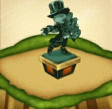 オズワルドの像