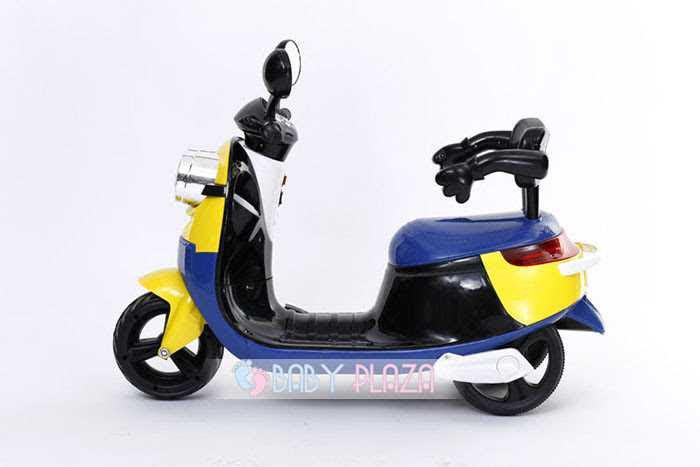 Xe máy điện Vespa Minions