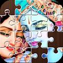 Hindu God Lord Krishna Janmashtami jigsaw puzzle icon
