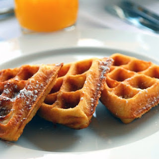 Belgian Light 'n Crispy Waffles.