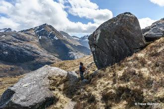 Photo: Above Allt Coire Giubhsachan, Upper Glen Nevis