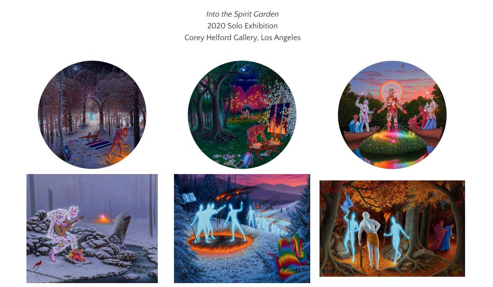 Adrian Cox portfolio