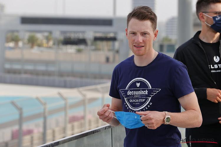 Deceuninck-Quick.Step neemt revanche na rustig dagje in UAE: sprinter van de ploeg haalt het met verve