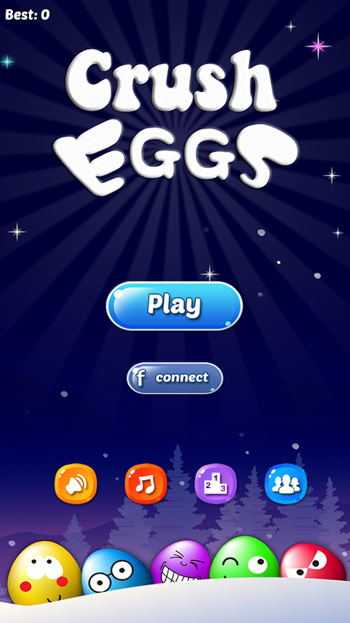 Egg Crush- screenshot